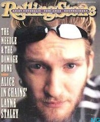 Layne Staley's Profile